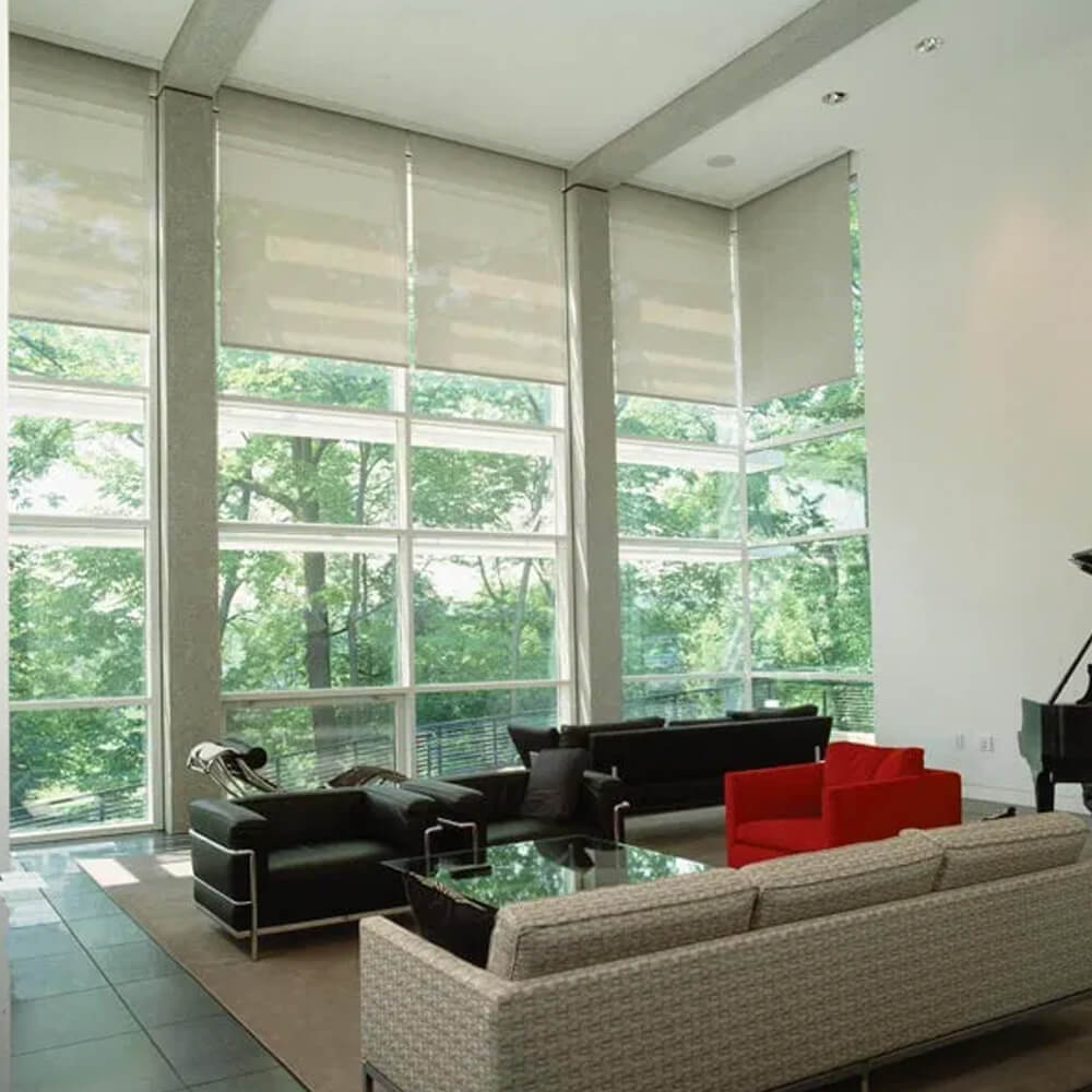 Lutron Sivoia QS Blinds by Tidmarsh Blinds