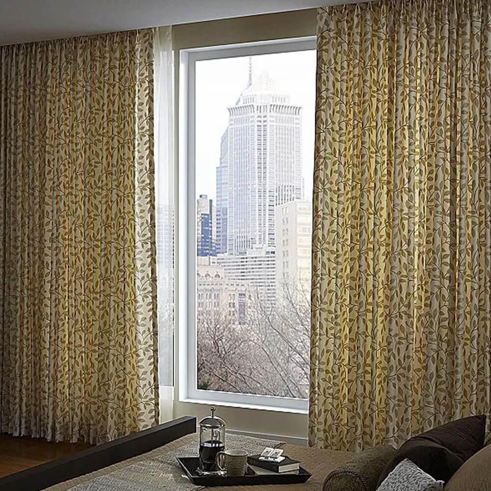Lutron Curtain Tracks by Tidmarsh