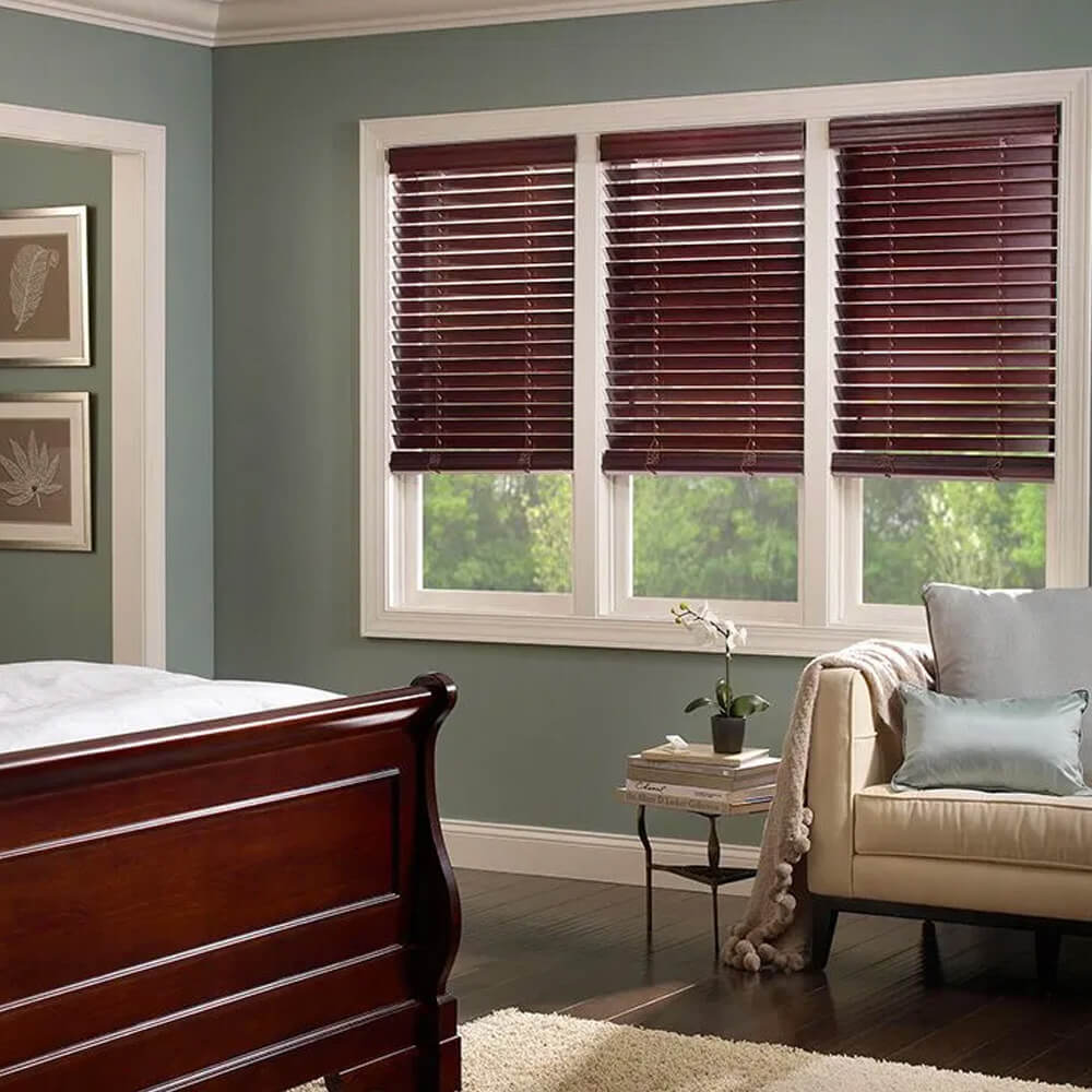 Lutron Venetian Blinds by Tidmarsh Blinds