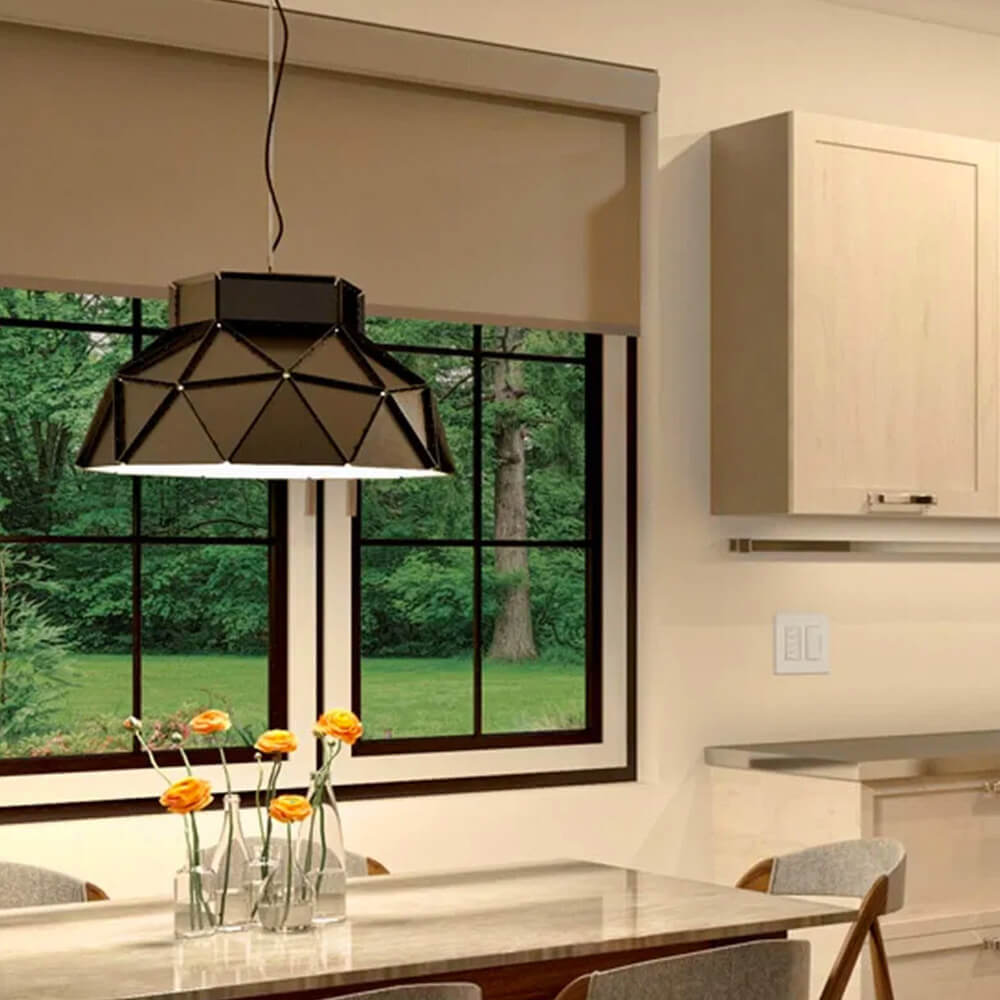 Lutron RA2 Select by Tidmarsh Blinds