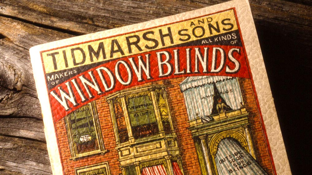 Tidmarsh are the Blind Experts