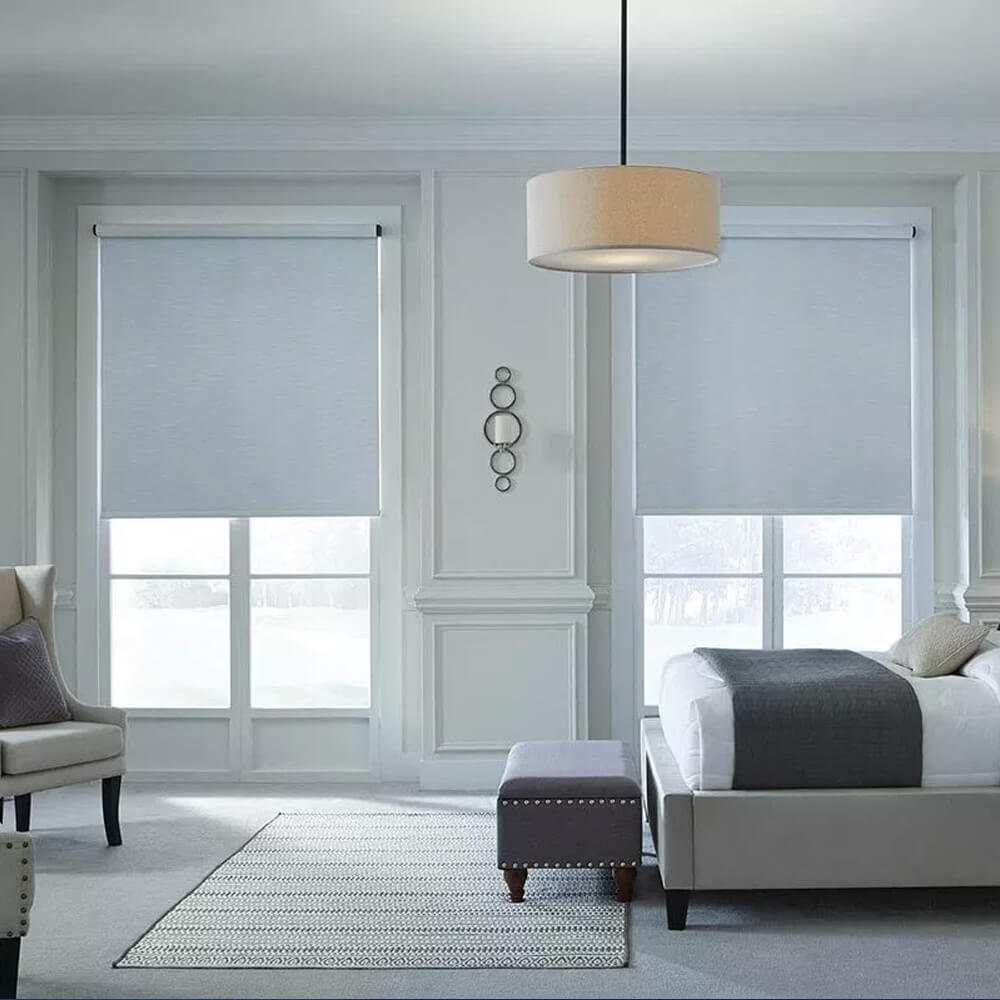 Lutron Palladiom Blinds by Tidmarsh Blinds