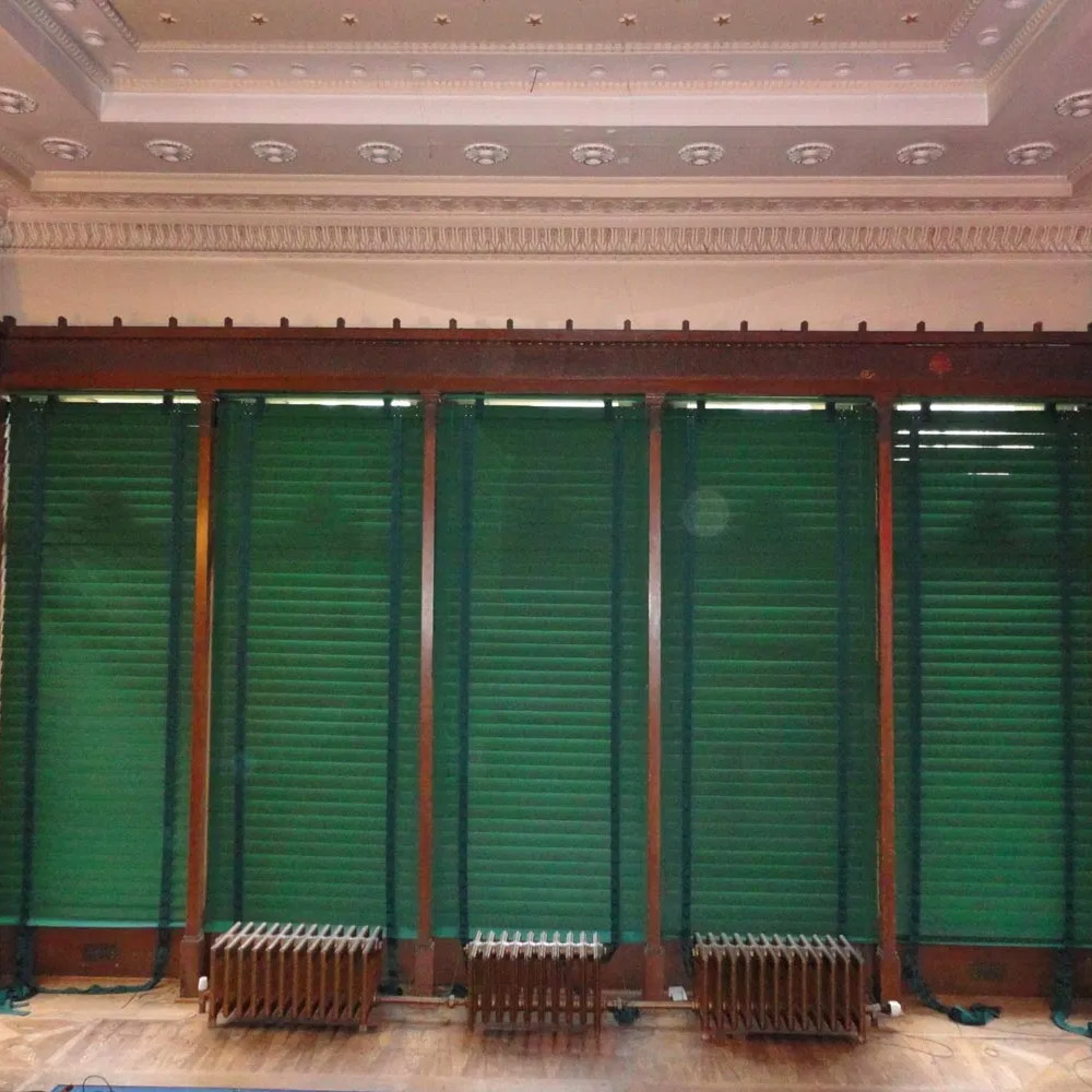 Traditional Timbershade Venetian Blinds by Tidmarsh