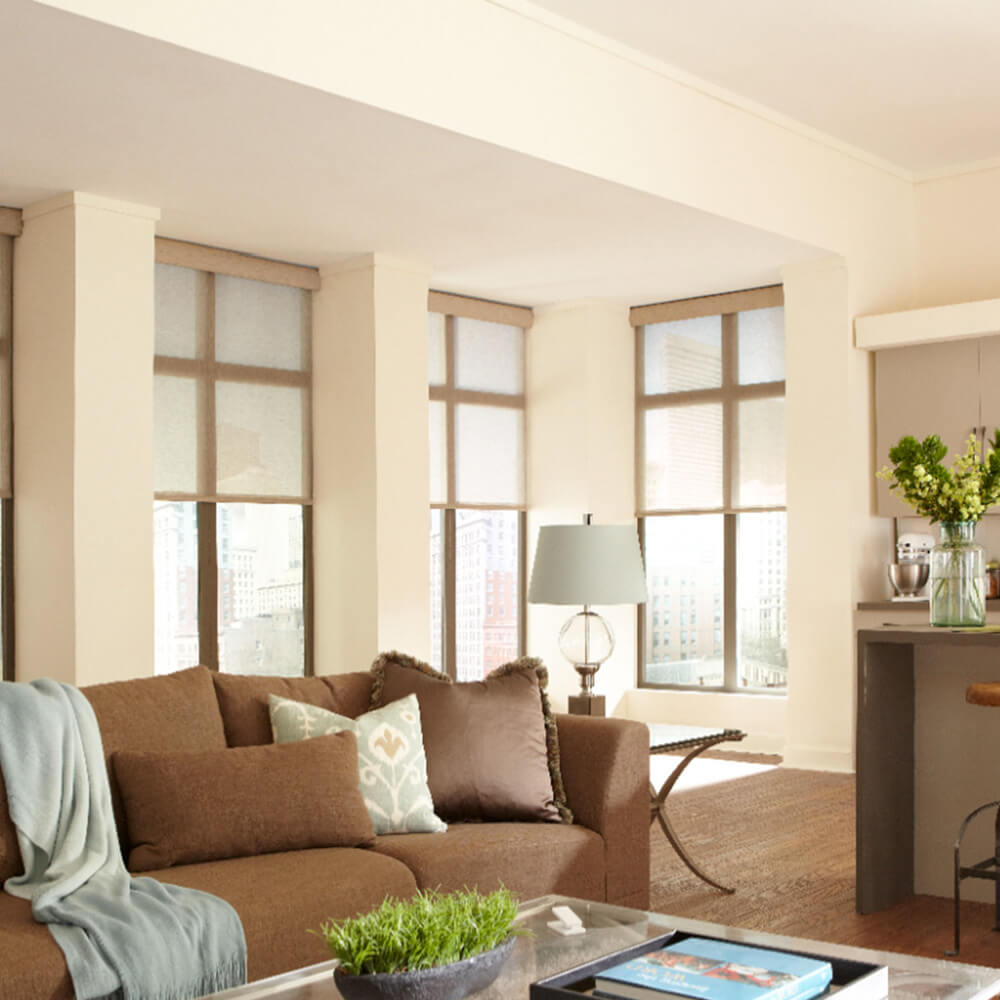 Lutron Triathlon Blinds by Tidmarsh Blinds