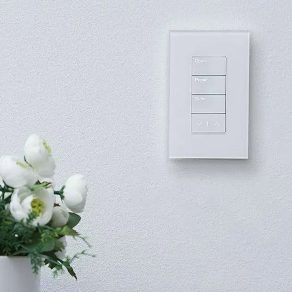 Wall Mounted Wired Switches by Tidmarsh