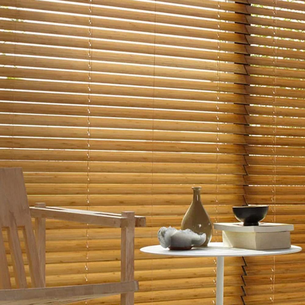 Wooden Blinds by Tidmarsh