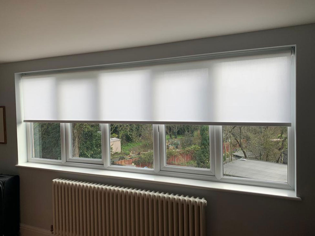Chain Operated Blinds by Tidmarsh Blinds