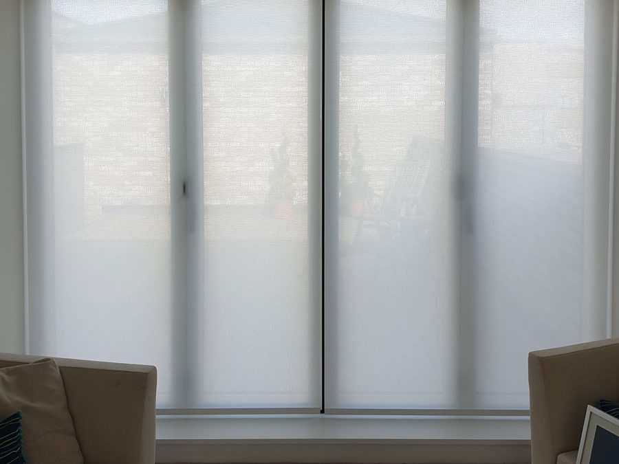 Lutron Battery Operated Blinds Installation