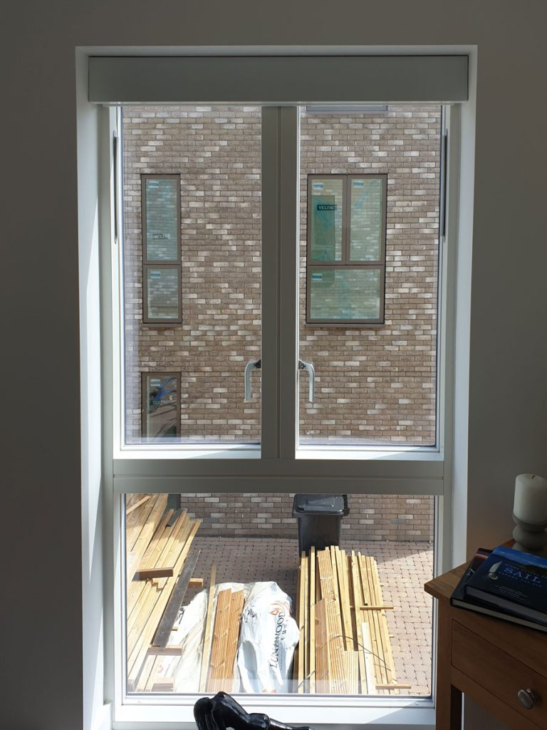 Lutron Battery Operated Blinds by Tidmarsh Blinds