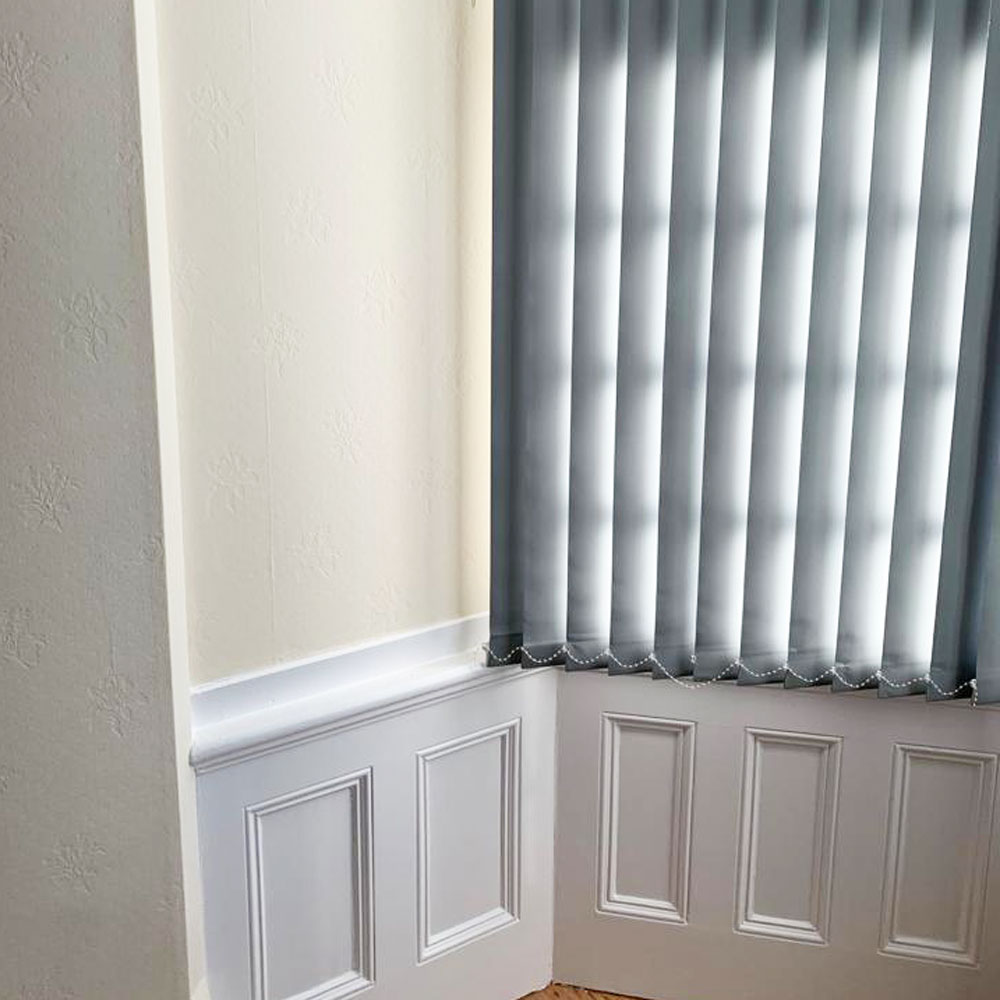 Bespoke Vertical Blinds by Tidmarsh
