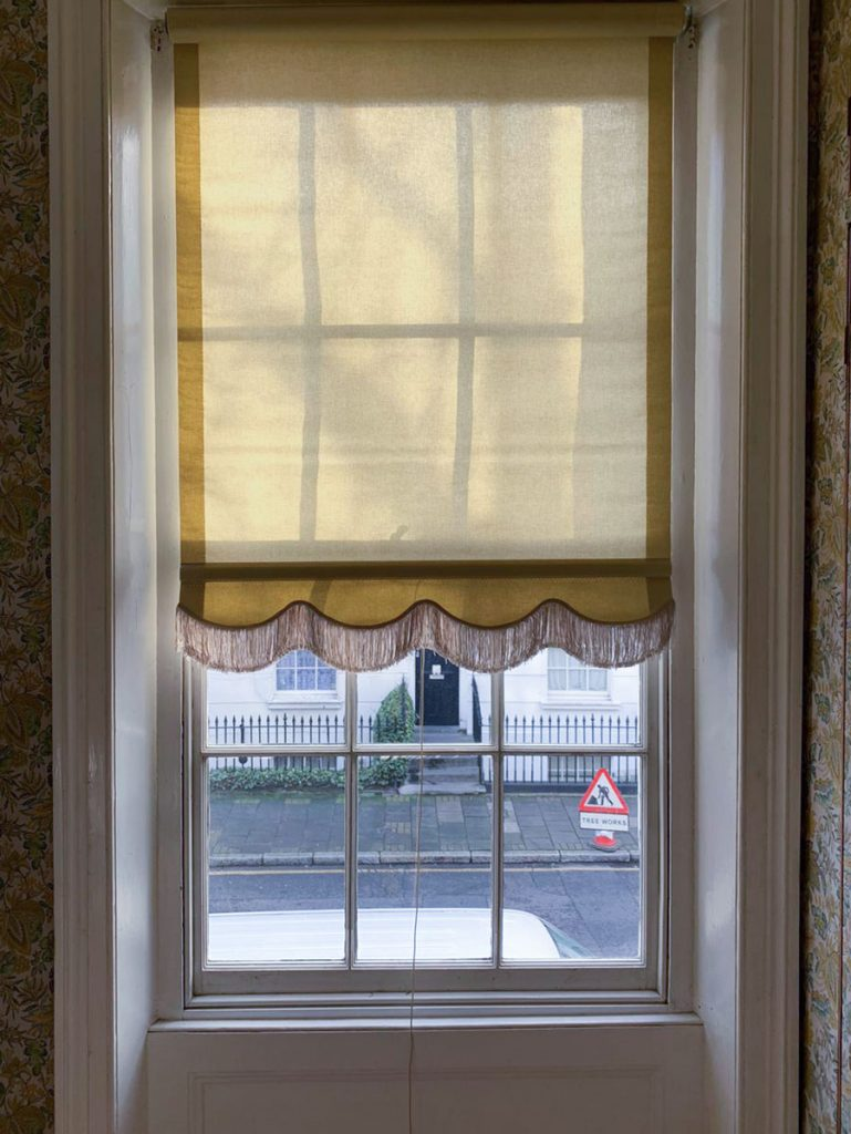 Traditional Roller Blinds by Tidmarsh
