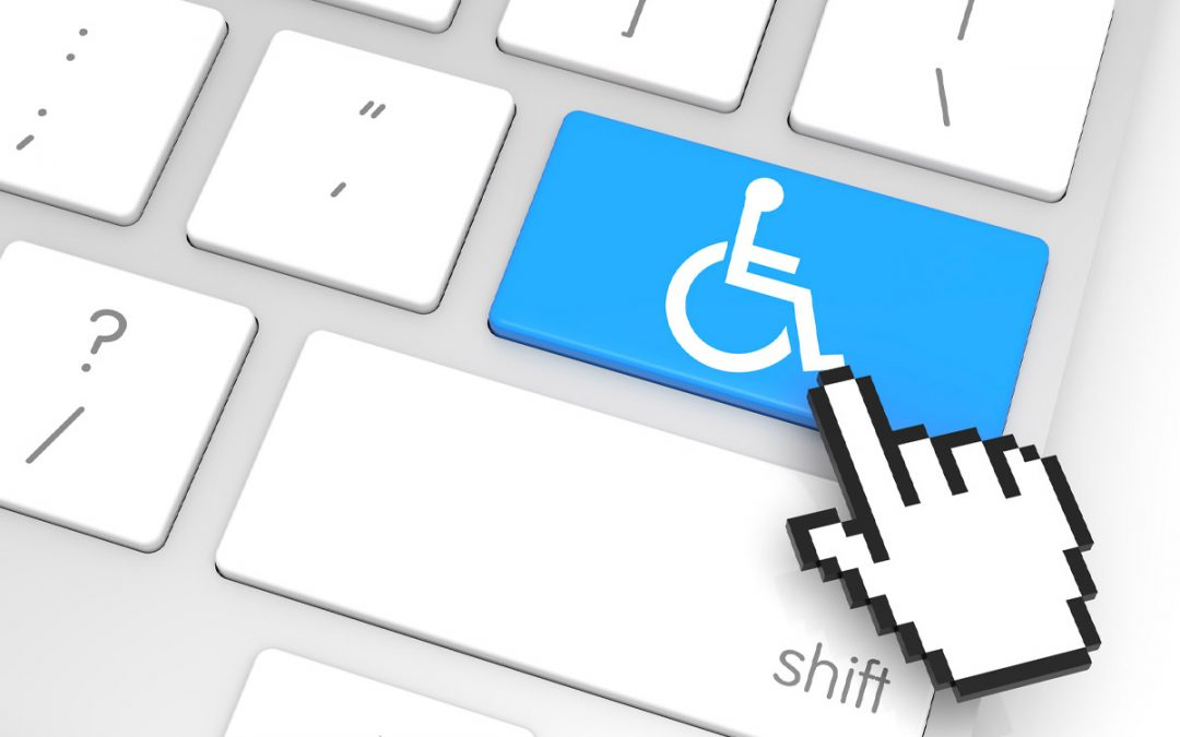 Website Accessibility by Tidmarsh Blinds